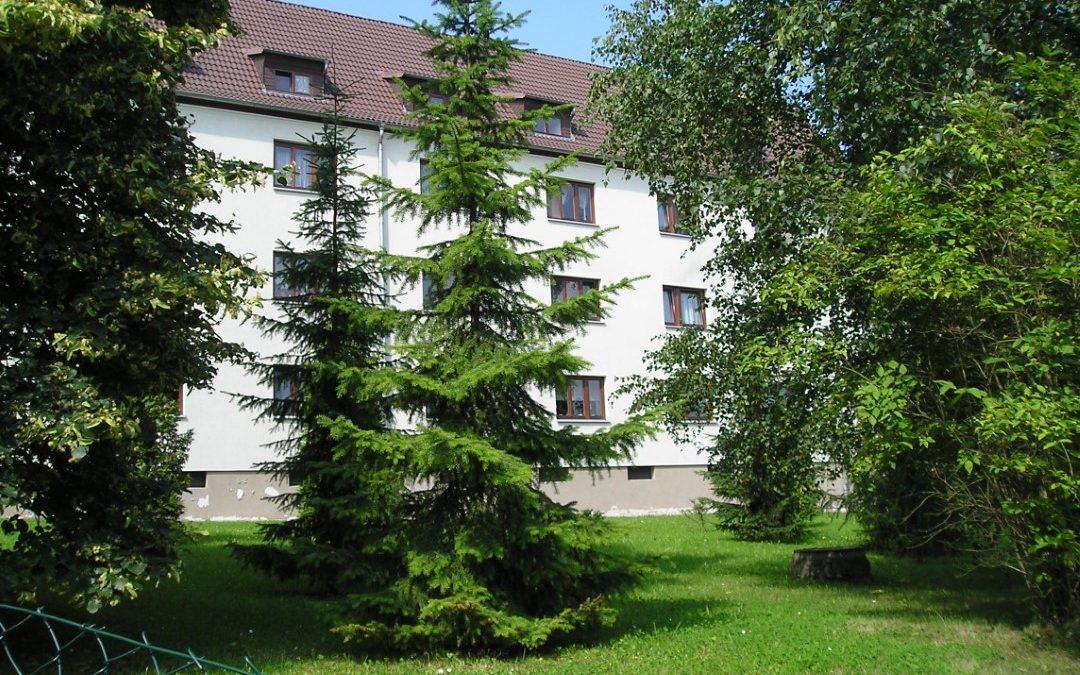 Gemütliche 2-Raum-Wohnung Dachgeschoß