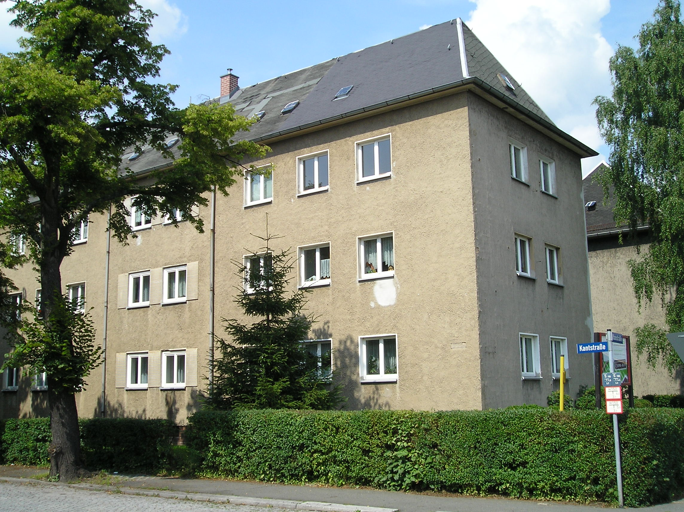 Schöne 2-Raum-Wohnung