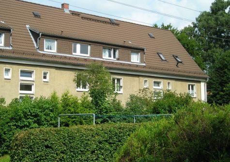 2-Raum-Wohnung im Grünen