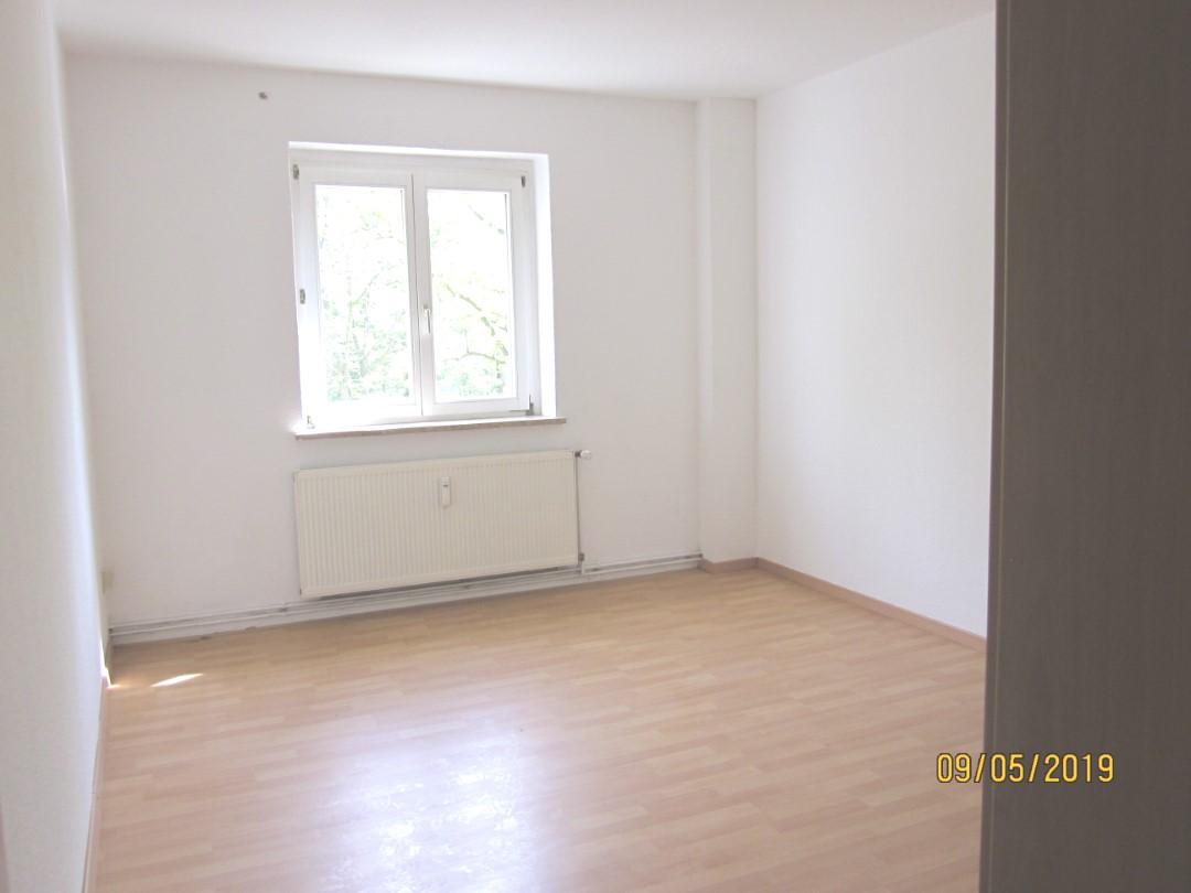 2-Raum-Erdgeschoß-Wohnung im Grünen