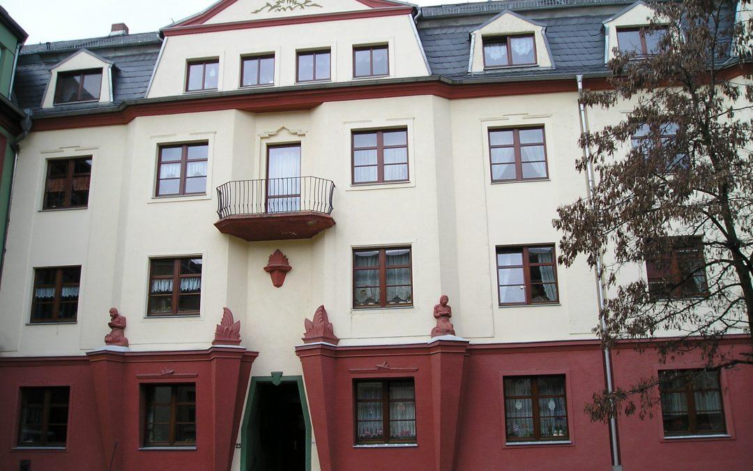 Geräumige 3-Raum-Wohnung mit 2 Balkonen