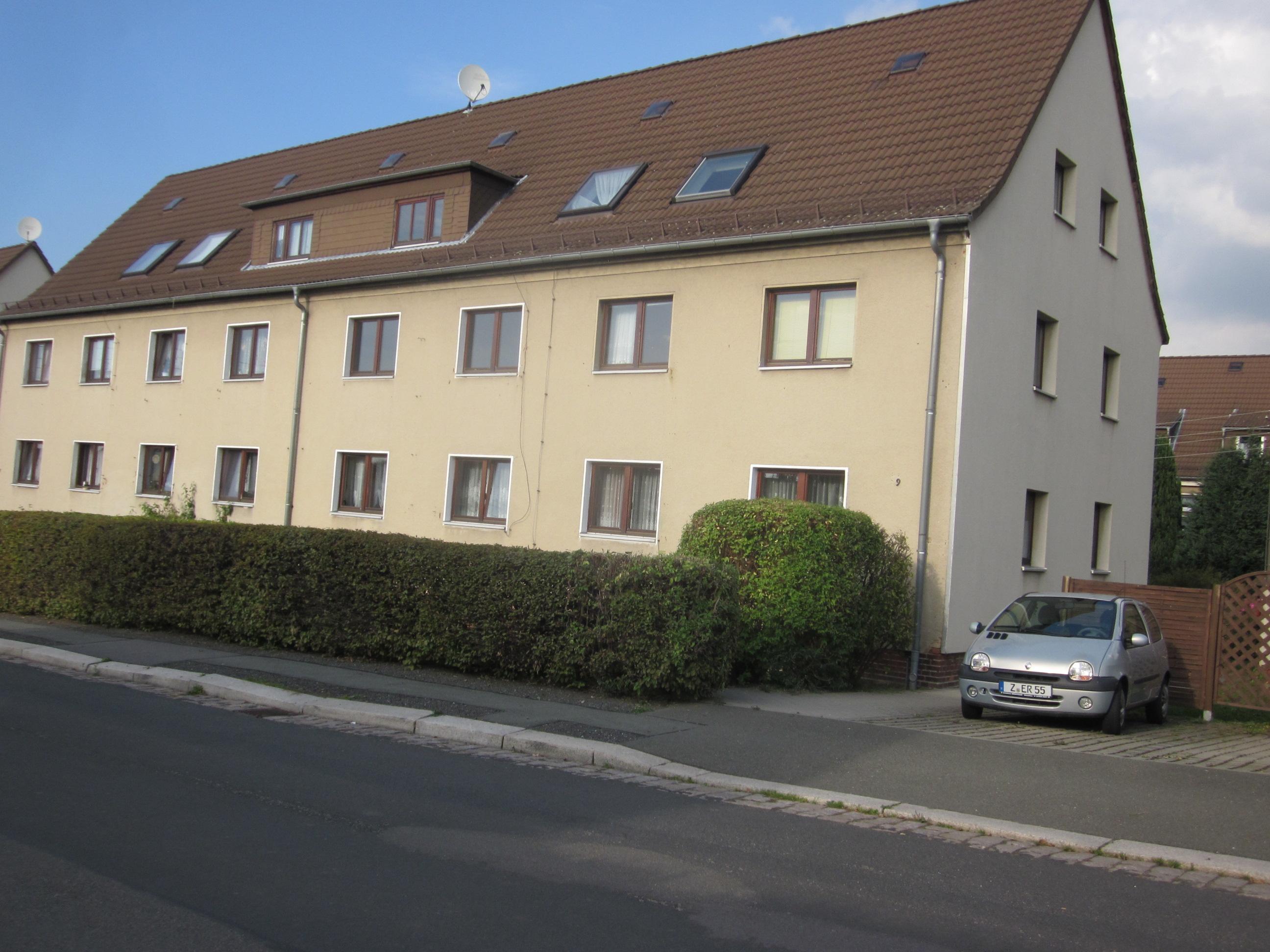 Bezugsfertige 2-Raum-Wohnung Mit Balkon