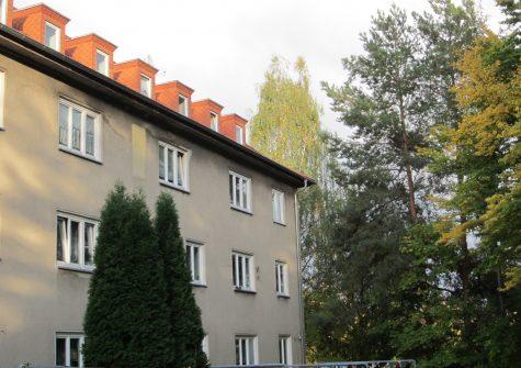 Frisch renovierte 4-Raum Wohnung am Stadtrand