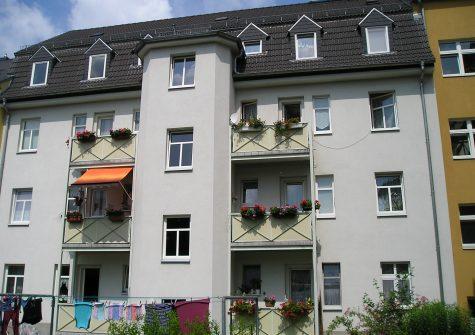 4-Raum-Wohnung, DG mit super Ausblick
