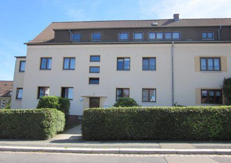 Kleine 3-Raum-Wohnung, Dachgeschoß