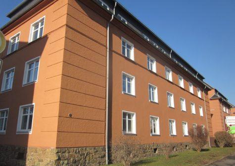 Geräumige 2-Raum-Wohnung, Balkon